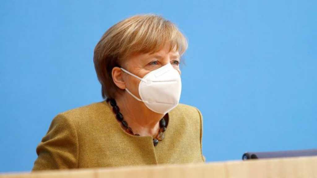Merkel: «accords beaucoup plus larges» avec Biden qu'avec Trump