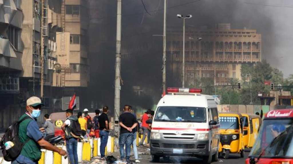 Irak: «Daech» revendique le double attentat suicide de Bagdad
