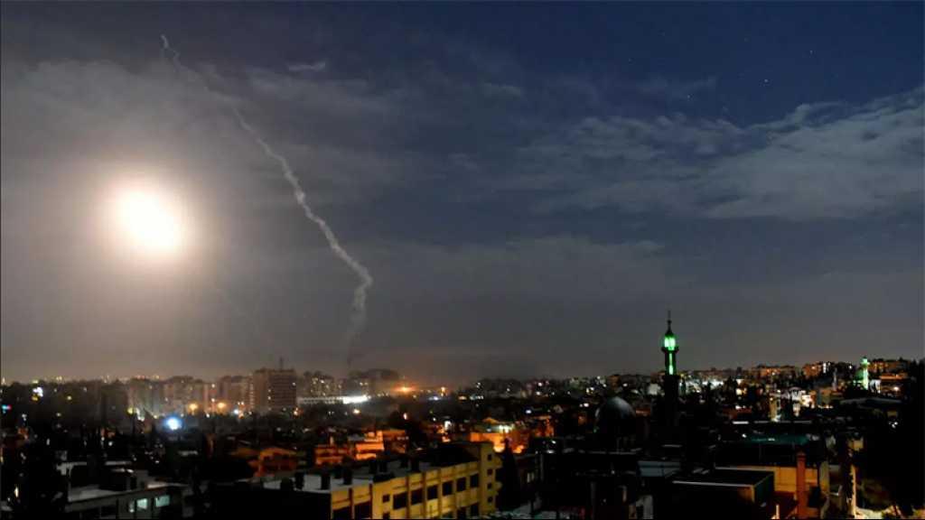 Syrie: agression israélienne à Hama, 4 martyrs dont deux enfants