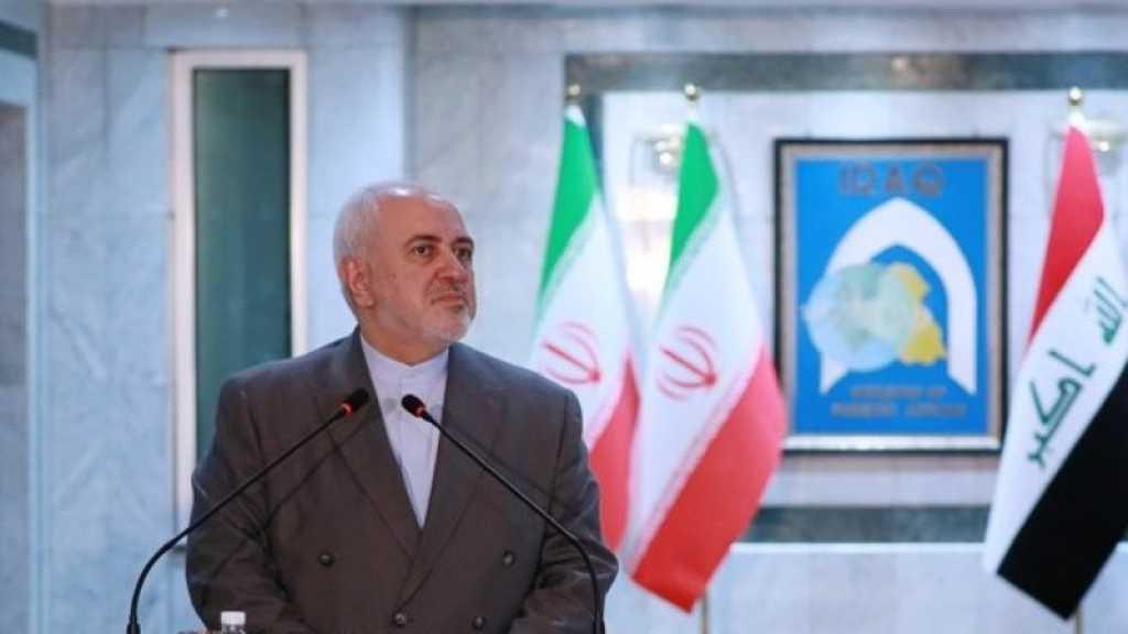 Les plans insidieux contre l'Iran sont voués à l'échec, affirme Zarif