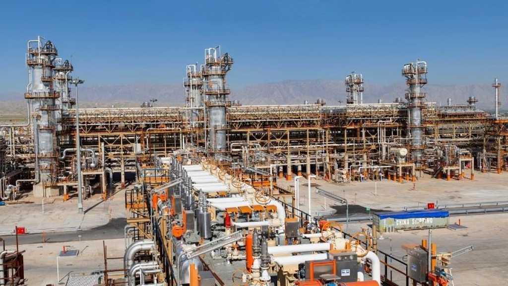L'Iran ouvre la plus grande raffinerie de gaz du Moyen-Orient