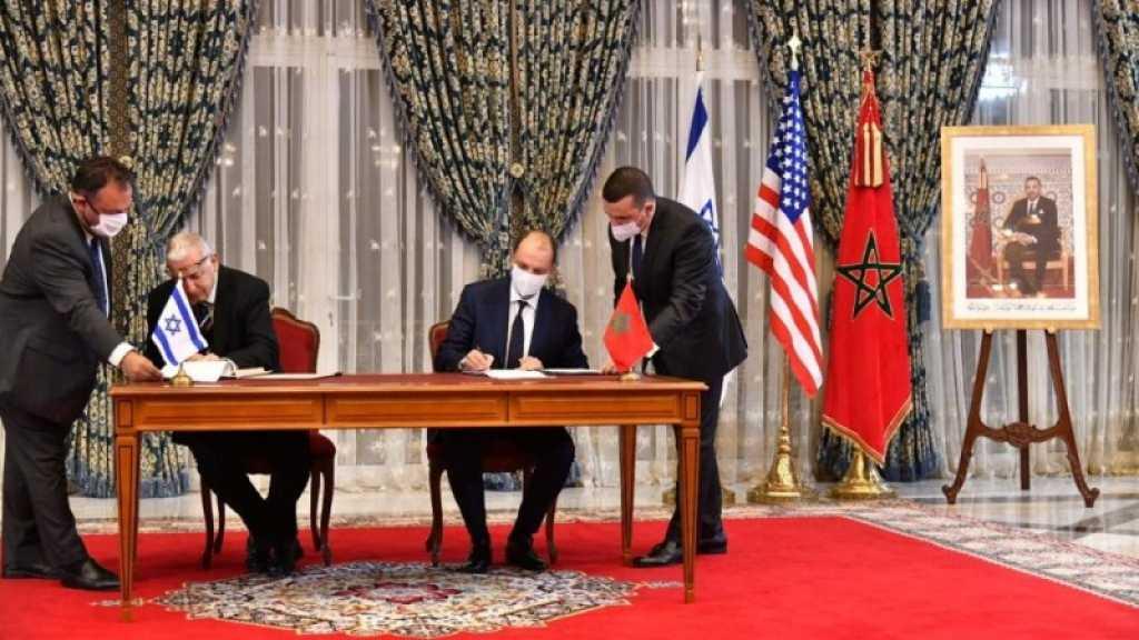 «Israël» et le Maroc ont signé un accord pour débuter les vols directs