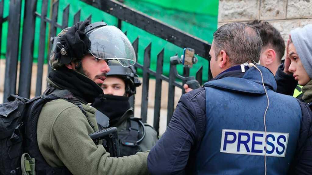 25 journalistes palestiniens détenus dans les prisons de l'occupation
