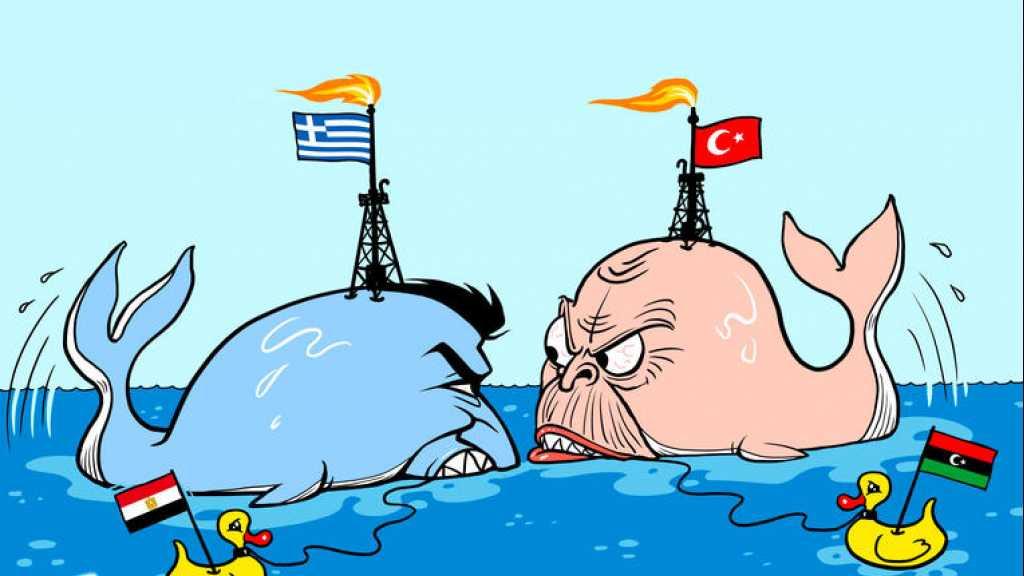 Tensions en Méditerranée orientale: la Turquie et la Grèce se reparlent après la crise