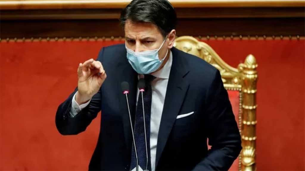 Italie: Le chef du gouvernement Giuseppe Conte a démissionné