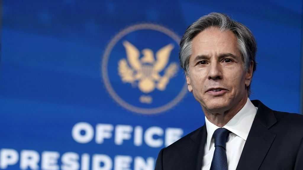 Antony Blinken devient officiellement secrétaire d'Etat américain