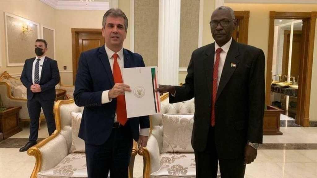 Normalisation «Israël»/Soudan: la cérémonie de signature de l'accord aura lieu à Washington dans quelques mois