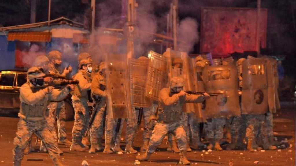 Liban: Plus de 220 blessés dans de nouveaux heurts entre manifestants et policiers à Tripoli