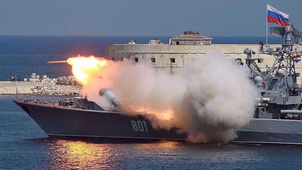 La Russie organise un exercice militaire dans la mer Noire
