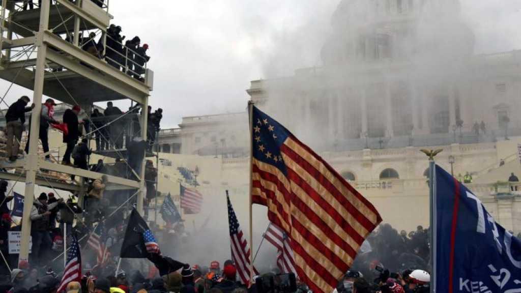 USA: les bombes artisanales avaient été placées la veille de l'assaut du Capitole