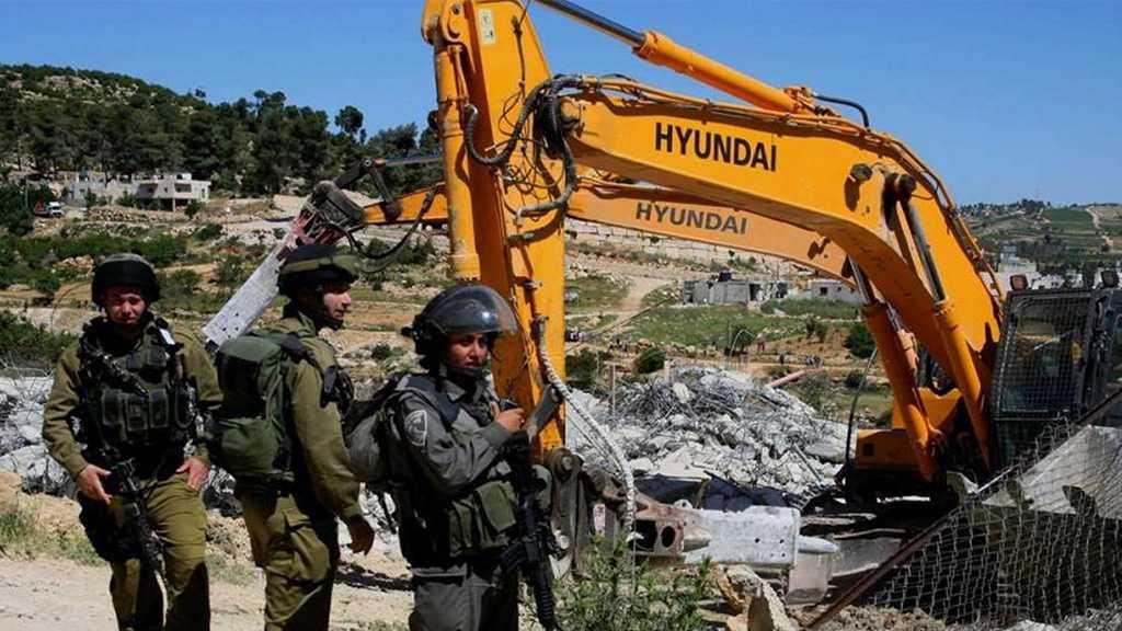 Cisjordanie: l'armée israélienne rase 40 maisons et installations palestiniennes