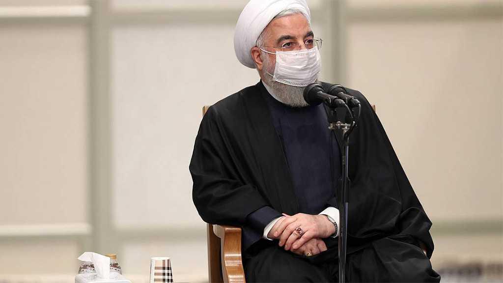 Rohani: Aucune clause de la JCPOA ne changera, et personne n'y sera ajouté
