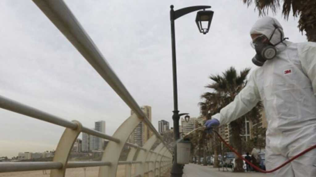 Coronavirus au Liban: 3136 nouvelles contaminations et 63 décès en 24h