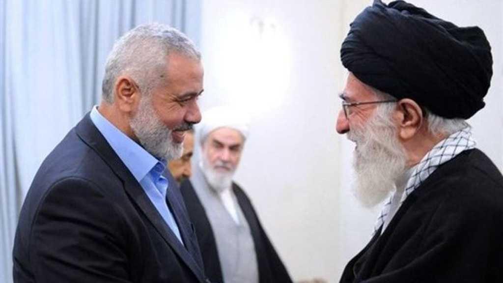 Le Hamas salue la position honorable du Leader Khamenei sur la Palestine