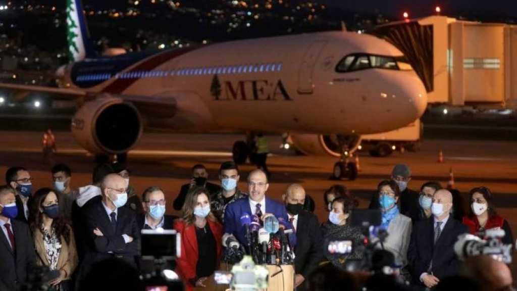 Covid-19: plus de 800 000 morts recensés en Europe, le Liban reçoit les premières doses du vaccin