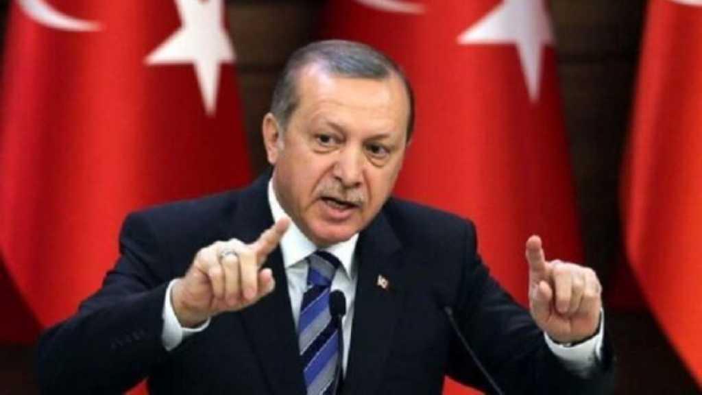 Turcs tués en Irak: Erdogan accuse les Etats-Unis de soutenir «les terroristes»