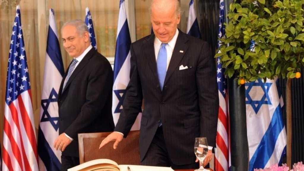 «Israël» pourrait ne pas suivre Biden dans sa stratégie sur le nucléaire iranien