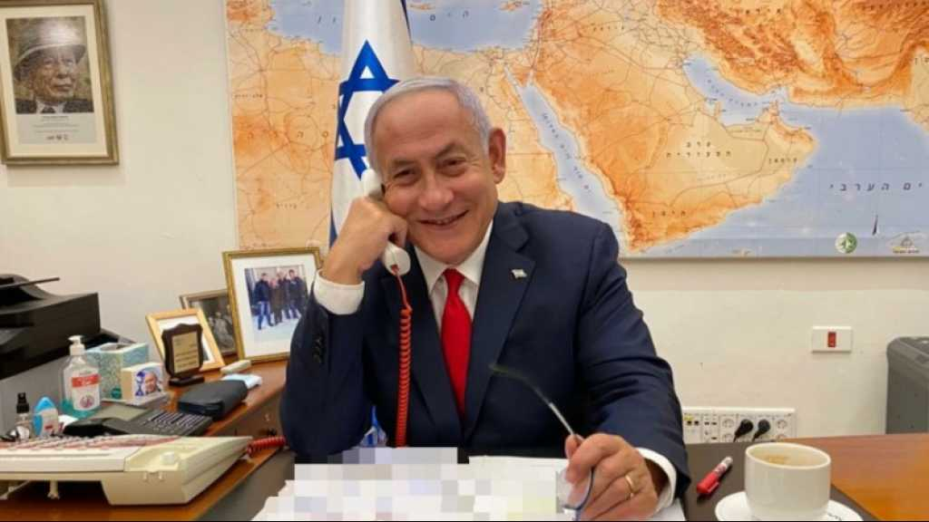 Premier échange - tardif - entre Biden et Netanyahu, l'Iran au menu