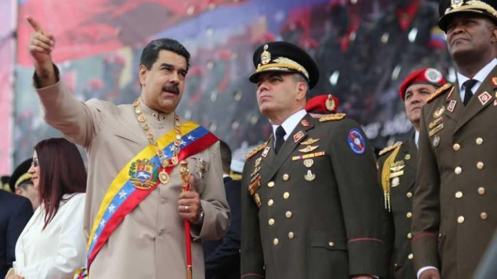 Venezuela: Maduro menace de «répondre avec force» au commando colombien