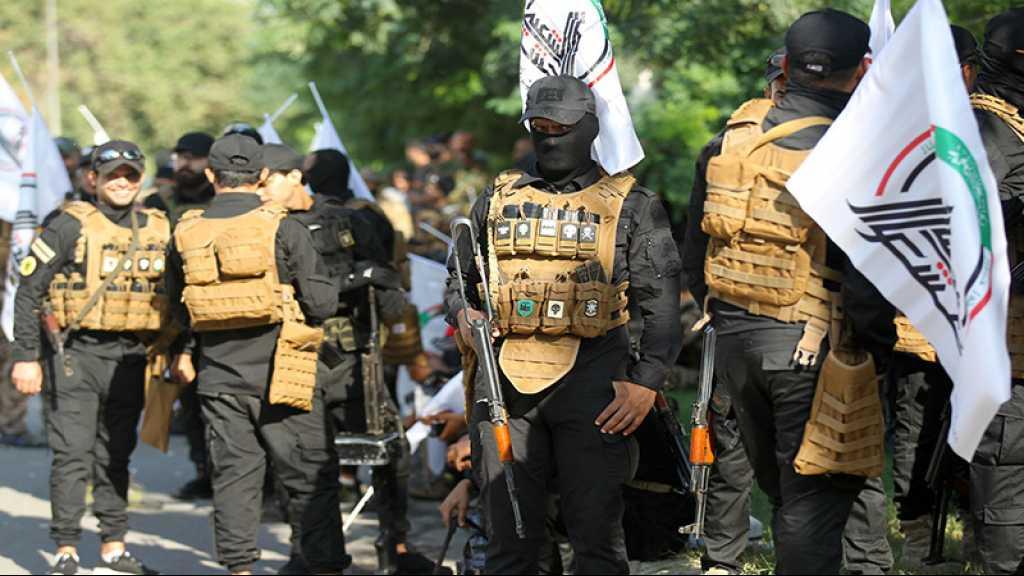 Irak: 5 martyrs du Hachd al-Chaabi lors d'affrontements avec «Daech» à Diyala
