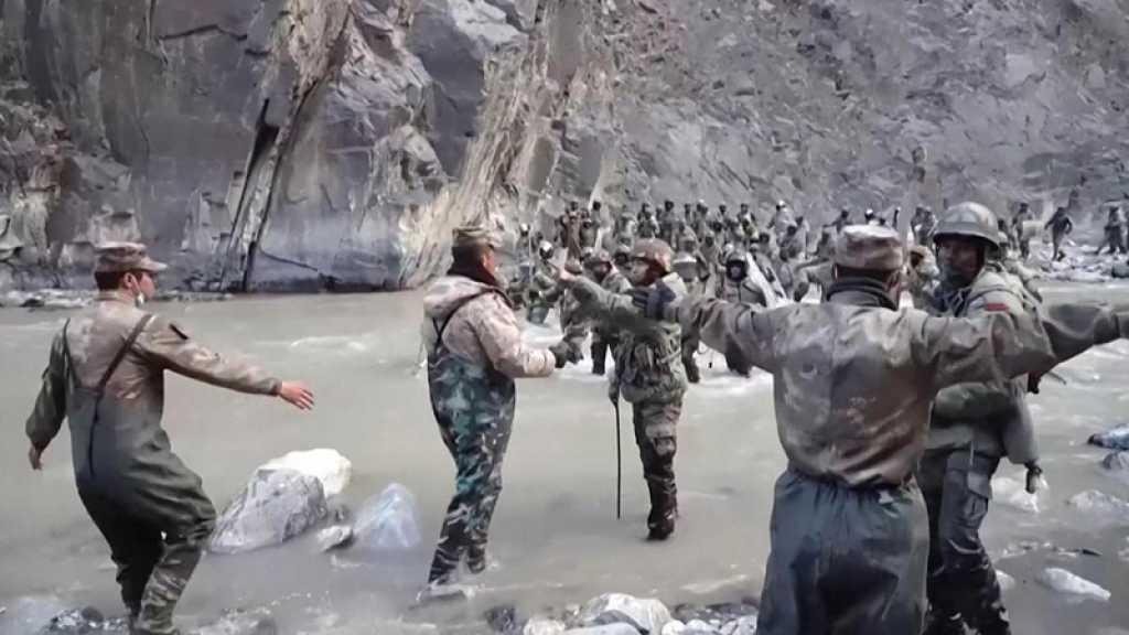 La Chine diffuse des images de son affrontement meurtrier avec l'Inde