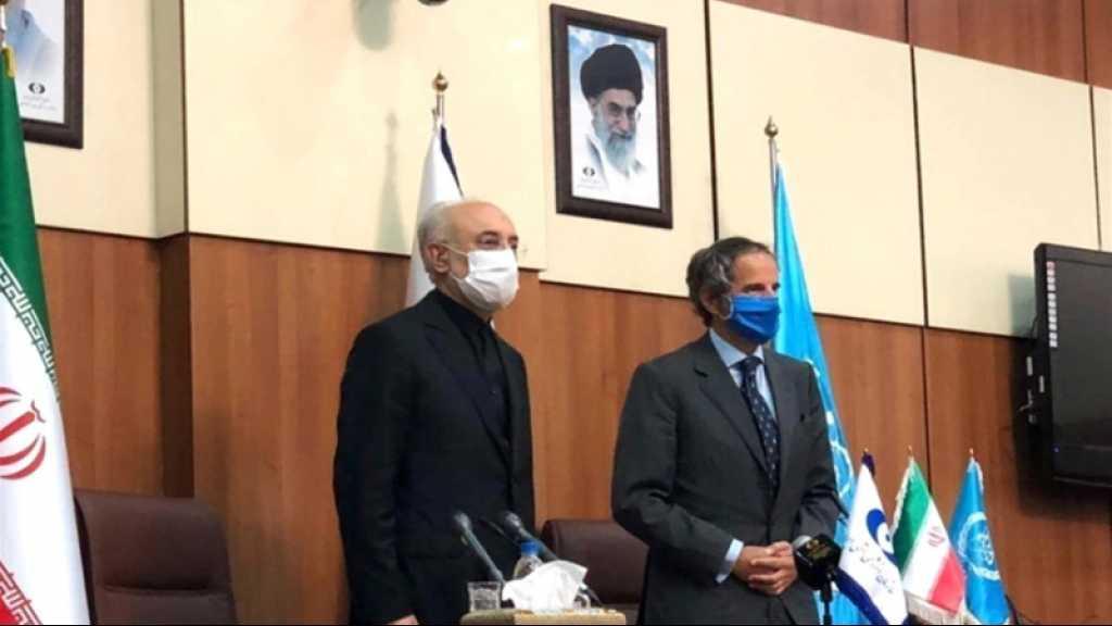 Nucléaire: le chef de l'AIEA à Téhéran avant une échéance cruciale