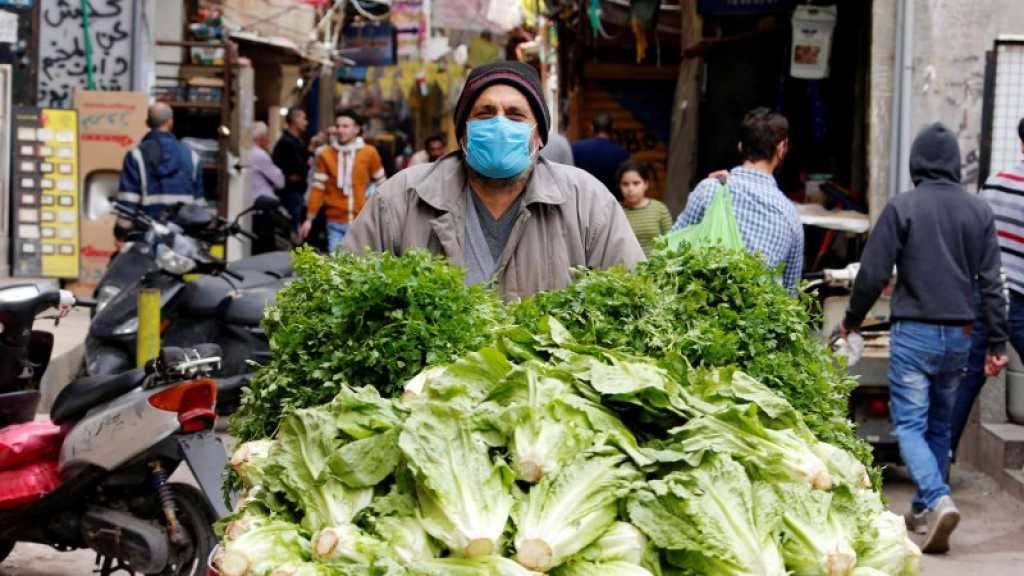 Coronavirus au Liban: 1685 nouveaux cas et 43 décès supplémentaires en 24h