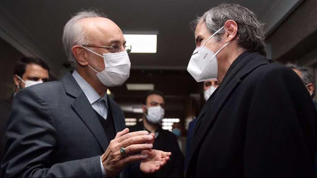 L'Iran et l'AIEA annoncent un accord «temporaire» de surveillance des activités nucléaires