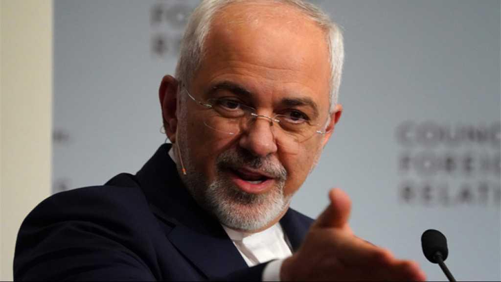 Zarif: personne ne peut imposer un accord aux Libanais, si «Israël» veut attaquer l'Iran, il se suicide