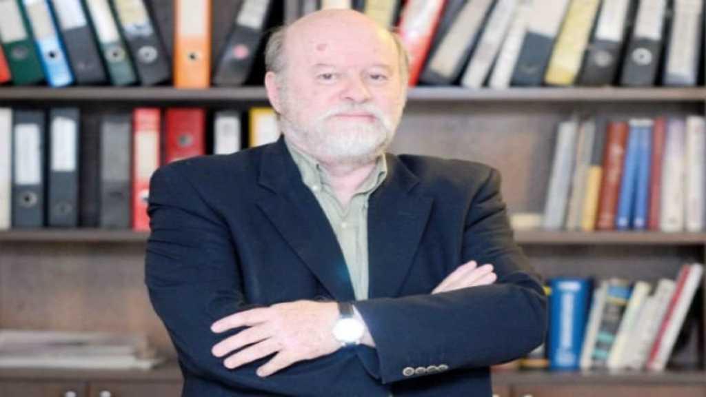 Décès du célèbre analyste libanais, Anis Naccache, des suites du coronavirus
