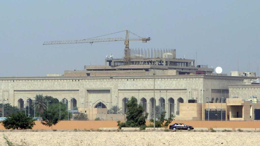 L'ambassade des États-Unis à Bagdad visée par des roquettes