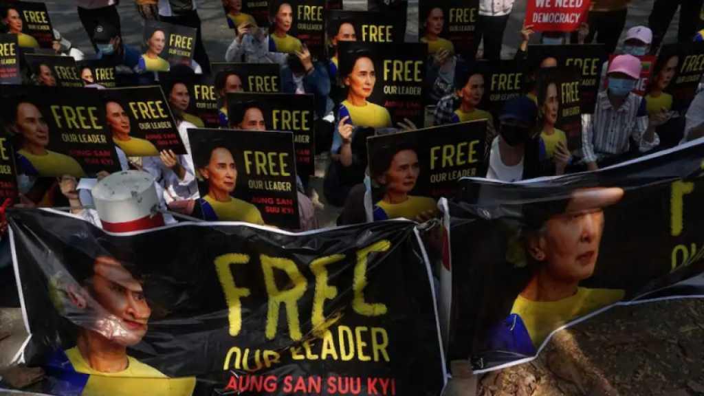 Birmanie: les pays du G7 condamnent «fermement» les violences contre les manifestants
