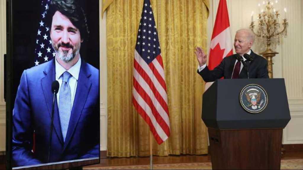 Biden et Trudeau affichent «l'extraordinaire amitié» américano-canadienne pour clore l'ère Trump