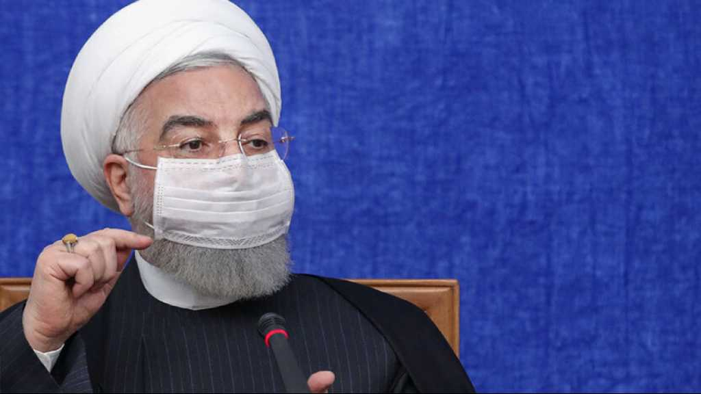 L'Iran n'envisage pas d'expansionnisme via la puissance militaire (Rohani)