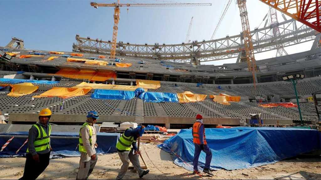 Qatar: 6 500 travailleurs étrangers seraient morts pour la Coupe du monde