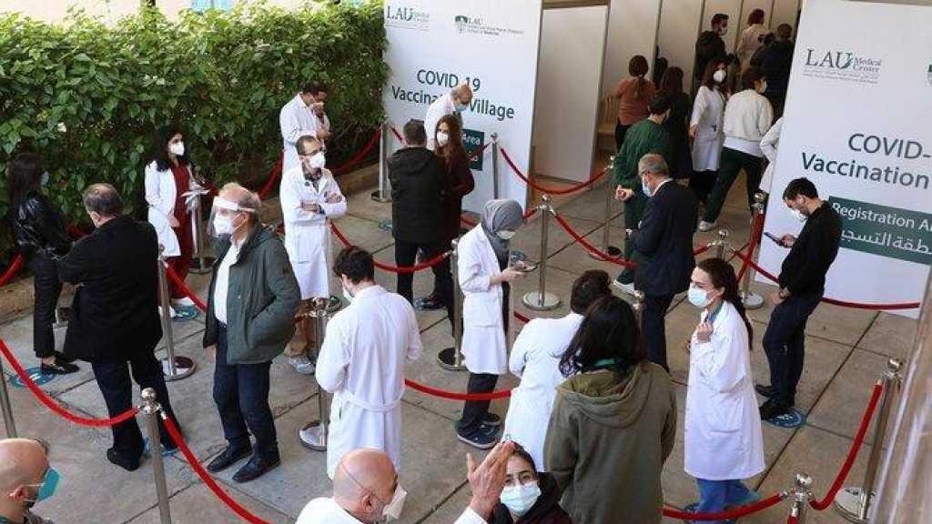 Coronavirus au Liban: 3513 nouveaux cas et 62 décès en 24h