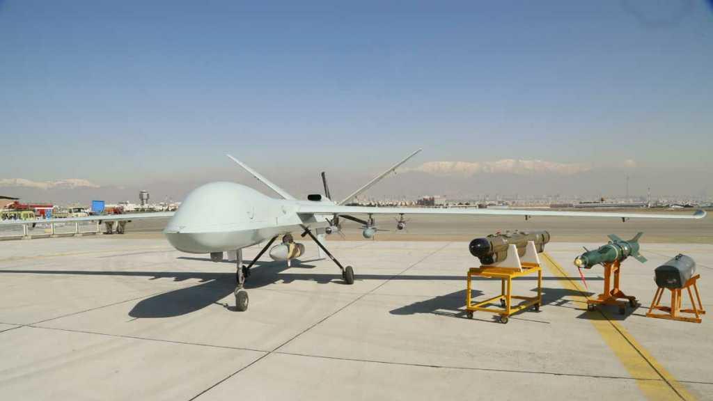 L'Iran développe un nouveau drone de combat à long rayon d'action