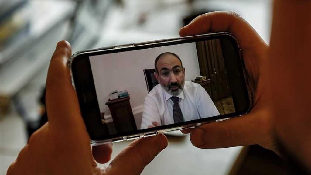Arménie: le Premier ministre dénonce une tentative de coup d'Etat militaire