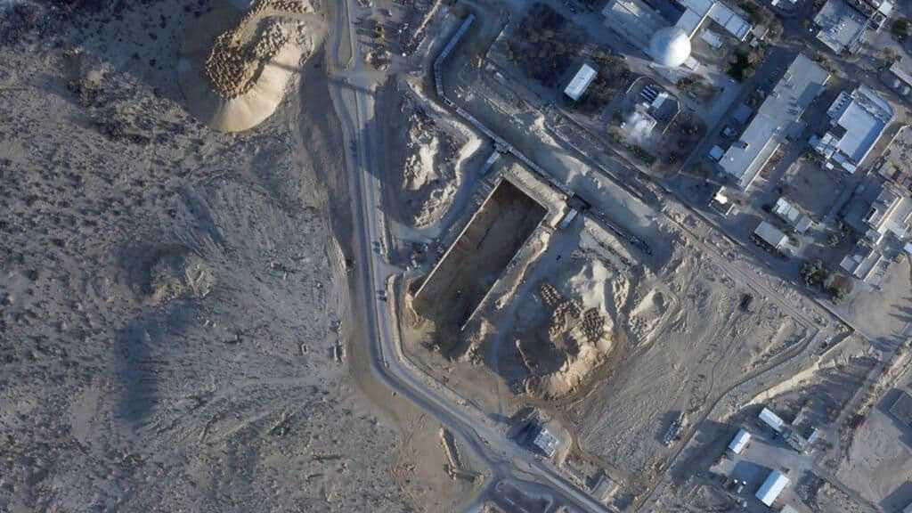 «Israël»: Reconstruction à grande échelle de l'installation nucléaire de Dimona