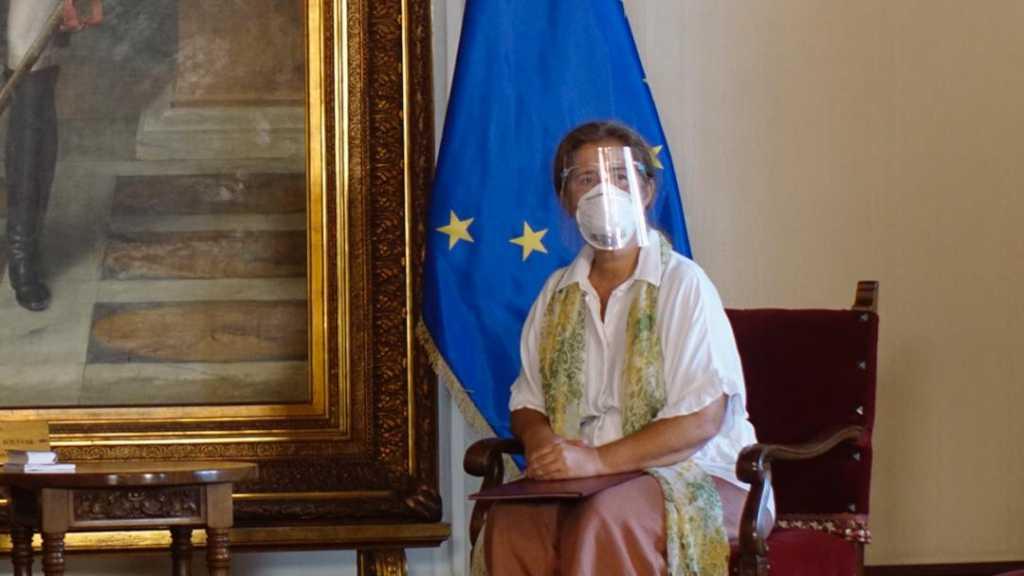 Caracas expulse l'ambassadrice de l'UE, Bruxelles réagit