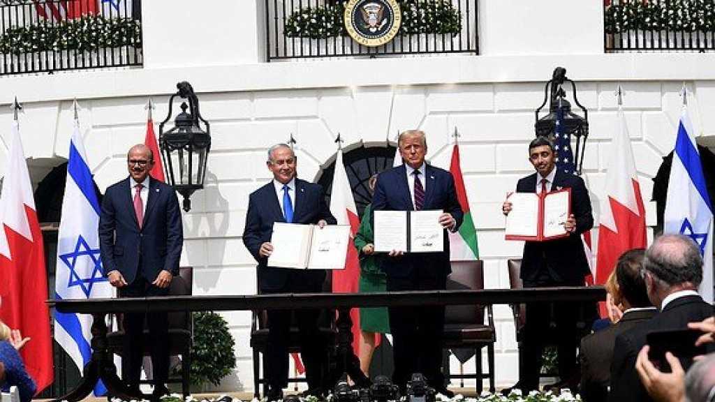 «Israël», l'Arabie, Bahreïn et les EAU négocient la création d'une alliance sécuritaire