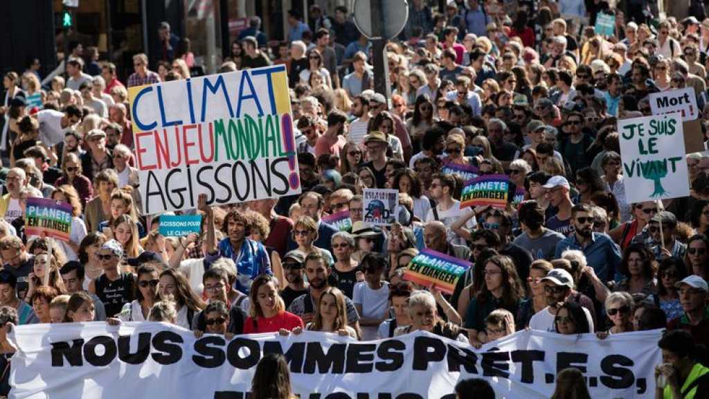 Climat: «alerte rouge» de l'ONU sur des engagements «très loin» des enjeux