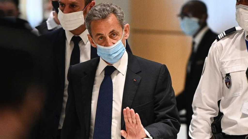 France: condamné pour corruption, l'ex-président Sarkozy va faire appel
