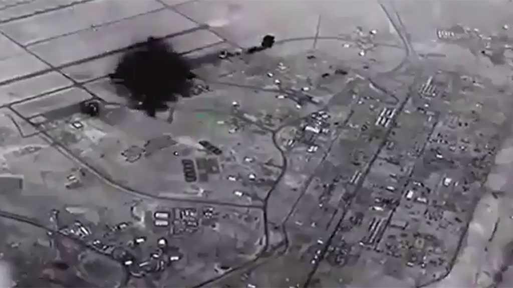 Une vidéo inédite de l'attaque iranienne contre une base US après l'assassinat de Soleimani