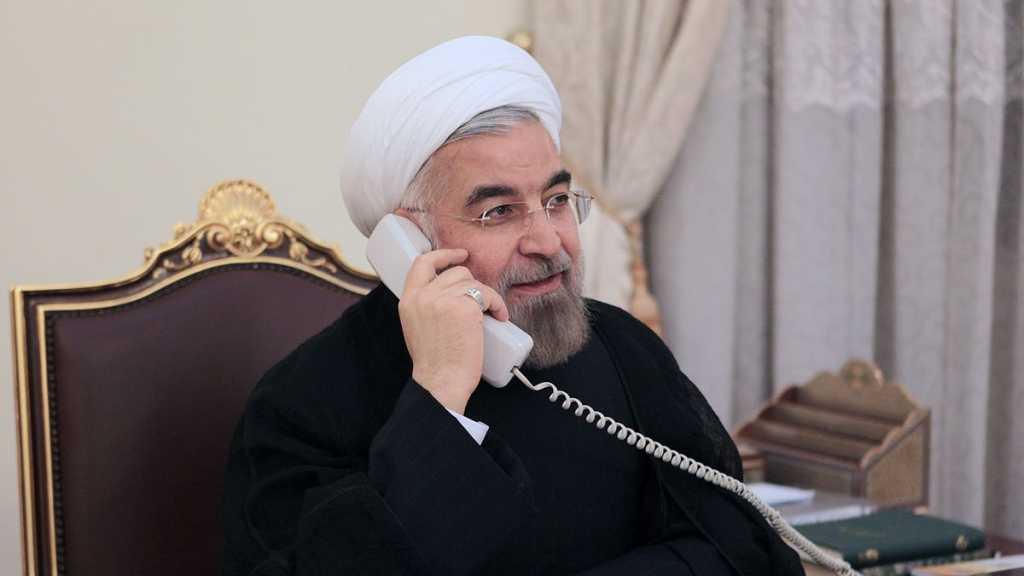 Nucléaire iranien: Macron demande «des gestes clairs», Rohani rejette toute «nouvelle négociation»