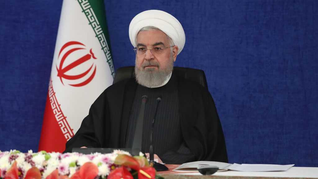 Rohani: L'administration US n'a pas encore pris de mesures concrètes en vue de lever les sanctions