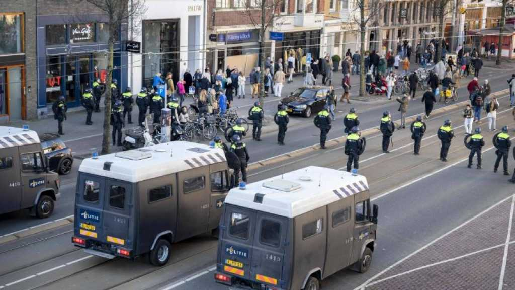 Pays-Bas: explosion près d'un centre de dépistage du Covid-19