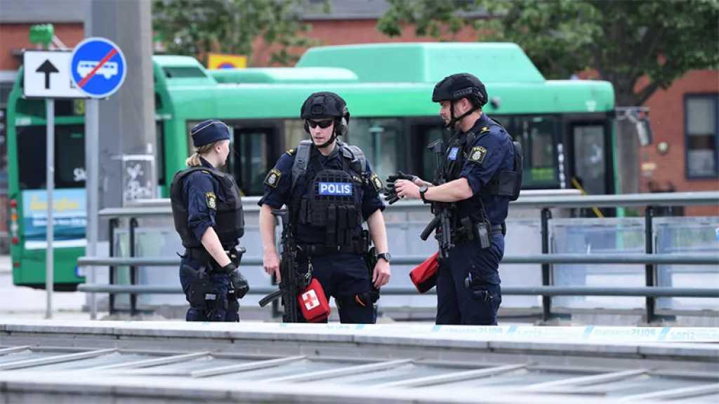 Suède: huit personnes blessées à l'arme blanche dans une attaque «terroriste» présumée