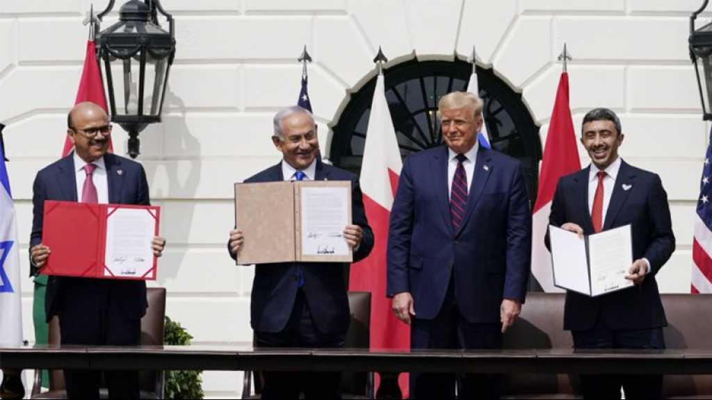 Les pays du Golfe «probablement assez stupides» pour conclure un pacte de défense avec «Israël»