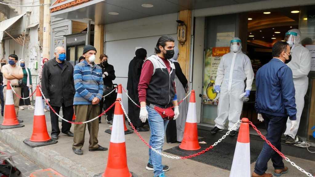 Coronavirus au Liban: 3369 nouveaux cas et 53 décès supplémentaires en 24h